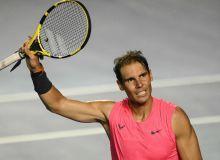Rafael Nadal bor yo'g'i uch geymni boy berdi