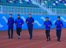 «Согдиана» проведет в Ташкенте шесть контрольных матчей