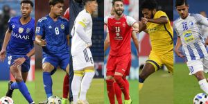 2021 AFC Champions League (West): Six Starlets to watch