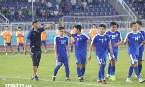 Ўзбекистон U19 - Берлин ФА U18 2:0 (видео)