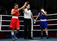 Сегодня семеро наших женщин-боксёров проведут финал в рамках турнира в Белоруссии
