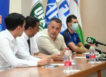 Тренер академии «Барселоны» прибыл в Узбекистан. В планах товарищеский матч с молодежной командой «Барселоны»