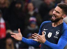 Франция - Уругвай 1:0 (видео)