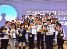 В чемпионате Западной Азии по шахматам Узбекистан завоевал почетное первое место
