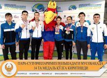 Пара-пловцы Узбекистана завоевали 14 медалей на открытом чемпионате Польши