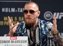 Макгрегор UFC билан ММА тарихидаги энг йирик шартномани имзолади