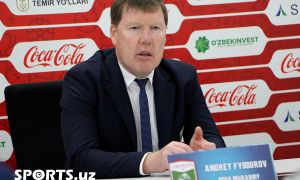 Andrey Fyodorov backs FC Lokomotiv as head coach