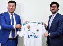 Умид Ахматджанов провёл встречу с менеджерами «Реал Мадрида»