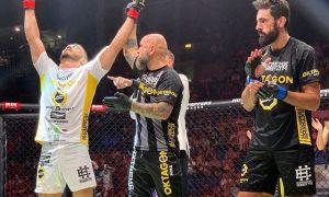 Маҳмуд Мурадов собиқ UFC жангчисини бир раундда нокаутга учратди