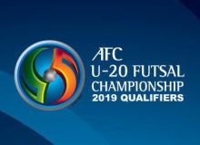 Вниманию СМИ! Завтра состоится пресс-конференция перед стартом отборочного раунда ЧА-U 20 по футзалу