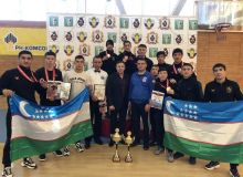 Uzbek boxers claim six medals at the International Youth Boxing Tournament in Russia