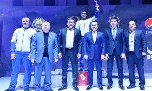 Abdumalik Khalokov earns Boxer of the 2019 Uzbekistan Boxing Championship award