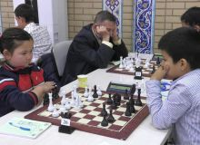 Photo Gallery. XIII-Tashkent Open International G.Agzamov Memorial Chess Tournament