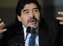 Диего Марадона: Месси ўйиндан олдин 20 марта ҳожатга боради