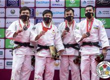 Увеличивается количество узбекских дзюдоистов, вошедших в зону путёвки Олимпийского рейтинга