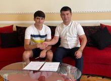 «Турон» достиг официального соглашения с защитником из Таджикистана