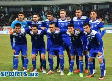 Uzbekistan drop one place to the 95th in the latest FIFA World Ranking