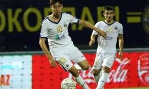 FC Bunyodkor down a 10-man Sogdiana side to record a 1-0 win