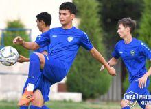Молодёжная сборная Узбекистана приступила к столичному сбору