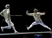 Uzbek fencers to take part in the Senior World Cup Men's Epee in Heidenheim, Germany