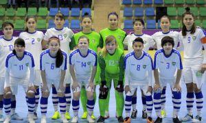 """""""CAFA U-19 Girl´s Futsal Championship 2020"""": Женская сборная Узбекистана U-19 обыграла Туркменистан"""