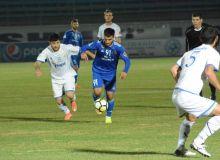 FC Kizilkum play a 1-1 draw with FC Neftchi