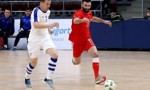Национальная сборная Узбекистана провела второй товарищеский матч против Азербайджана