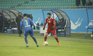 FC Bunyodkor secure a 2-1 win over FC Navbahor to move the 3rd place