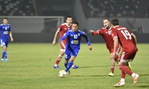 FC Nasaf escape from a defeat to FC Navbahor