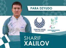 Шариф Халилов — двукратный призёр Паралимпийских игр!