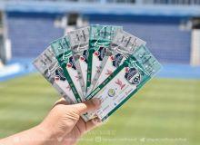 Завтра в продажу поступят билеты на матч