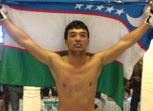 Победа спортсмена Узбекистана в первом же раунде