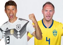 Германия - Швеция. Матнли онлайн трансляция