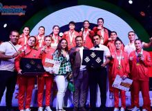 Молодежь Узбекистана завоевала 8 золотых медалей чемпионата Азии (Фотогалерея)