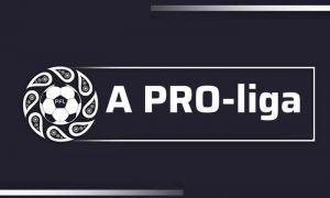 А Про-лига. 3-тур учрашувлари. LIVE