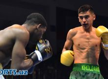 Uzbekistan's three boxers advance to Kazakhstan President's Cup finals