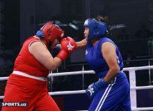 Photo Gallery. Mohira Abdullaeva stuns Mohinabonu Ibragimova in Uzbekistan Elite National Championships final