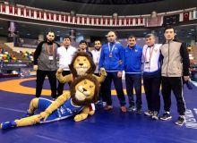 Uzbek wrestlers awarded four medals at the Yasar DoguInternational Wrestling Championship in Turkey