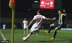 Match Highlights. FC Pakhtakor 3-1 FC Surkhon