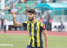 Match Highlights. FC Sogdiana 1-0 FC Pakhtakor