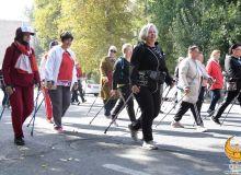 «Скандинавская ходьба» объединила сотни пропагандистов здорового образа жизни