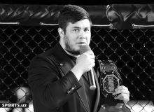 Боец MMA Мурод Хантураев погиб в автокатастрофе