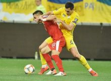 Евро-2020 саралаши. Украина Сербия дарвозасига жавобсиз 5 та гол урди, Испания эса Фарер оролларига 4 та гол урди