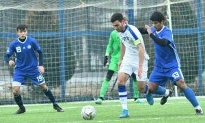Сборная Узбекистана U-19 обыграла молодёжный состав «Металлурга»