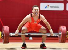 Эргашев на ЧМ по тяжелой атлетике установил мировой рекорд в рывке среди молодежи