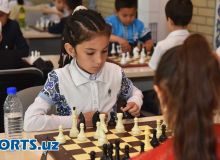 Uzbekistan School Children Chess Championship starts in Tashkent