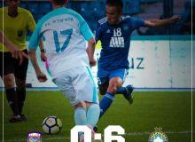 Кубок Узбекистана: «Пахтакор» не оставил шансов «Ифтихору»