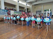 В Намангане стартовал Кубок Узбекистана по муайтаю