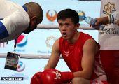Бокс узб чемпионати. Билолбек Мирзараҳимов