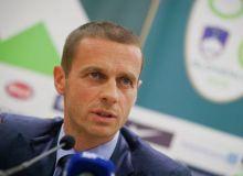 УЕФА президенти ЕЧЛда видеотакрорлар тизими жорий этилиши ҳақидаги хабарни инкор этди